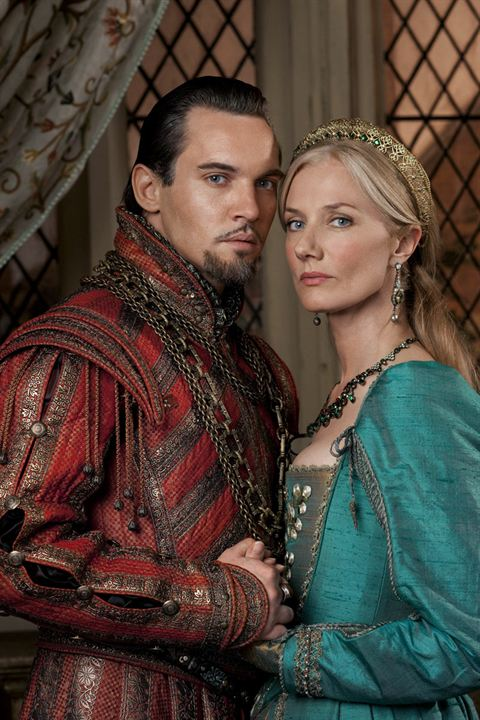 Photo Joely Richardson, Jonathan Rhys-Meyers