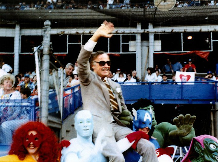 With Great Power: The Stan Lee Story : Photo