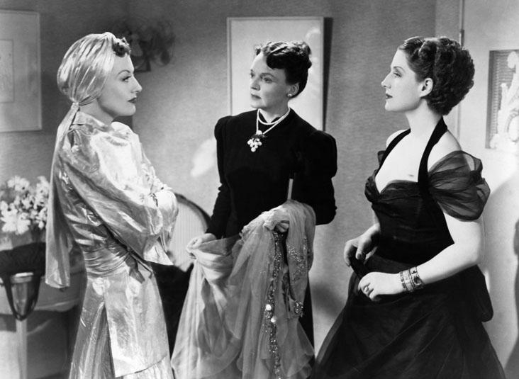 Femmes : Photo Joan Crawford, Norma Shearer