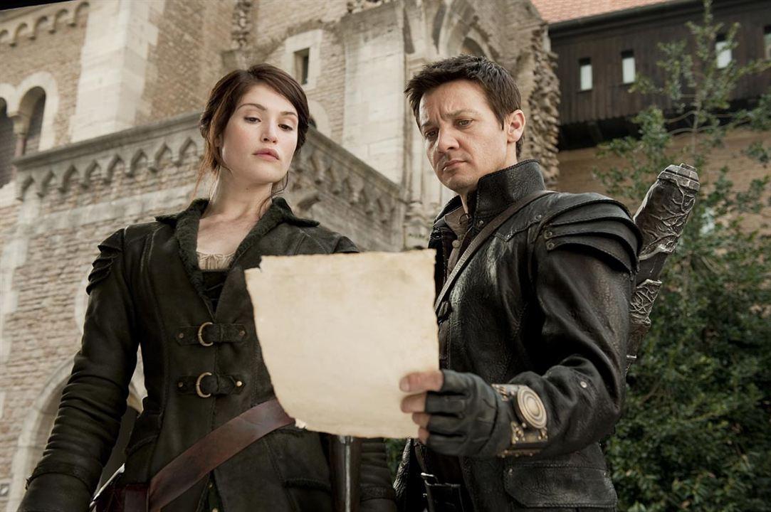 Hansel & Gretel : Witch Hunters : Photo Gemma Arterton, Jeremy Renner