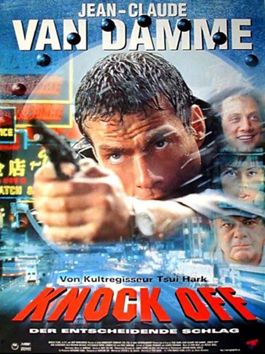 Piège à Hong Kong : Affiche