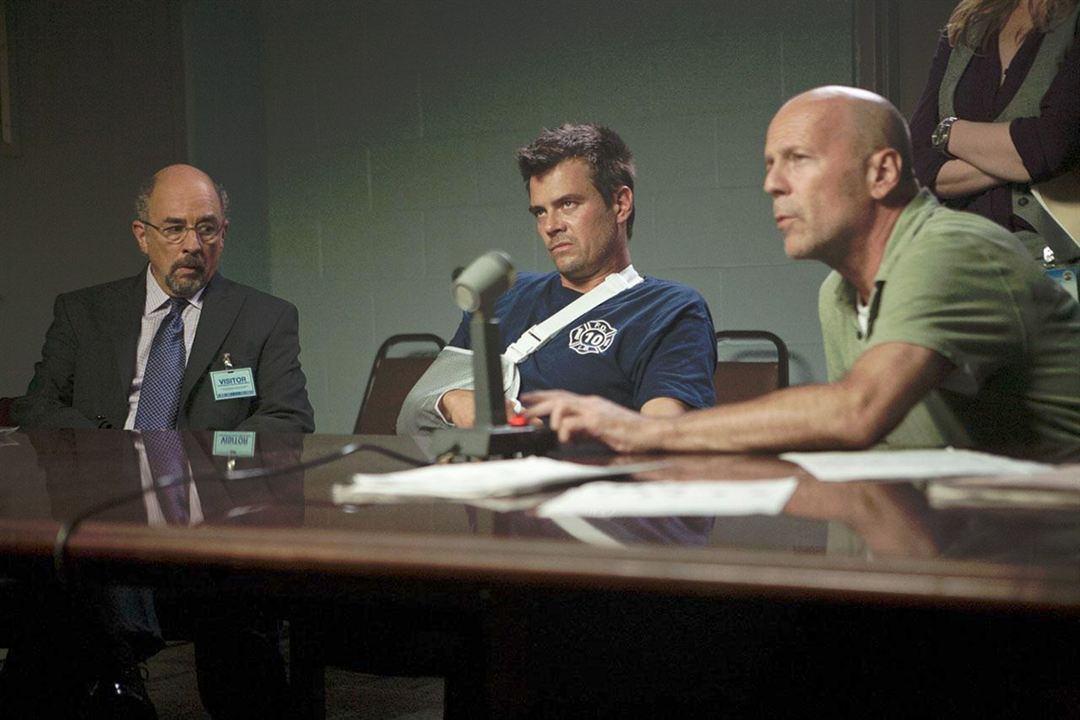 Fire with fire, vengeance par le feu : Photo Bruce Willis, Josh Duhamel, Richard Schiff