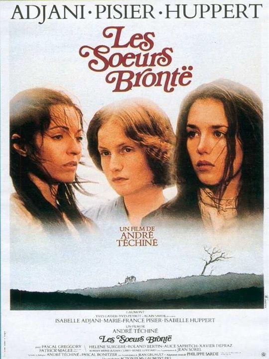 Les Soeurs Brontë : Affiche
