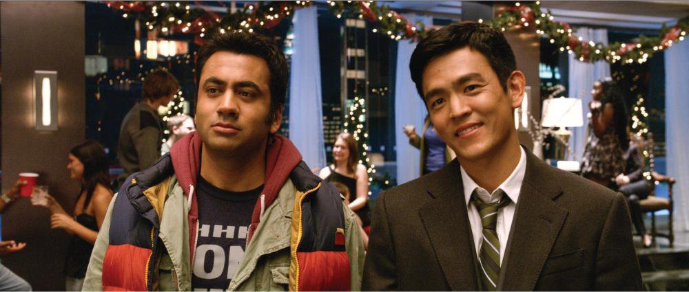 Le Joyeux Noël d'Harold et Kumar : Photo John Cho, Kal Penn