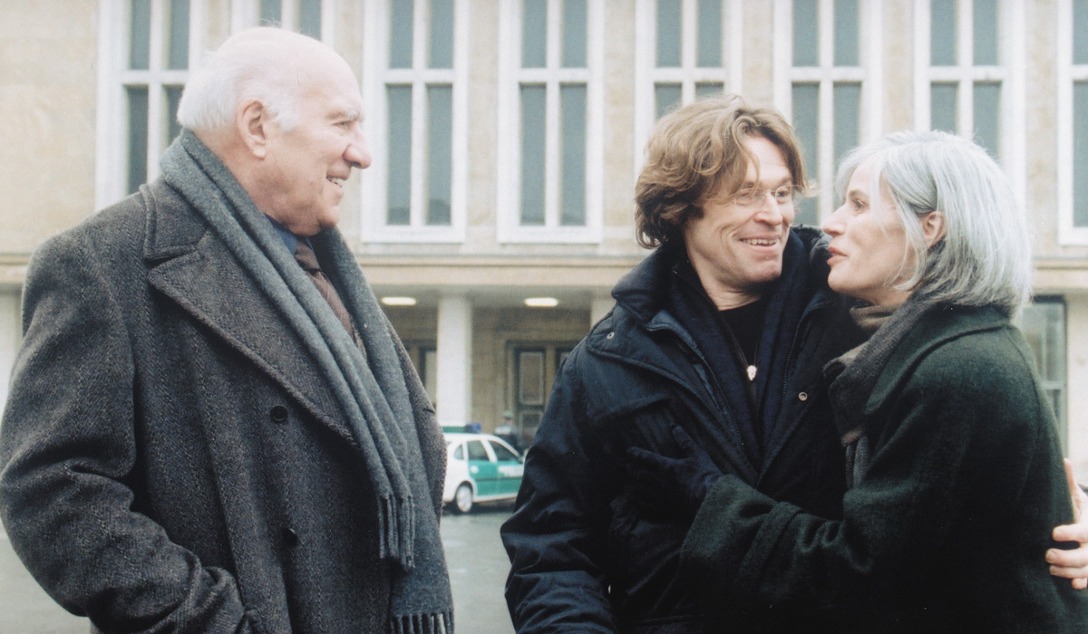 La Poussière du temps : Photo Irène Jacob, Michel Piccoli, Willem Dafoe