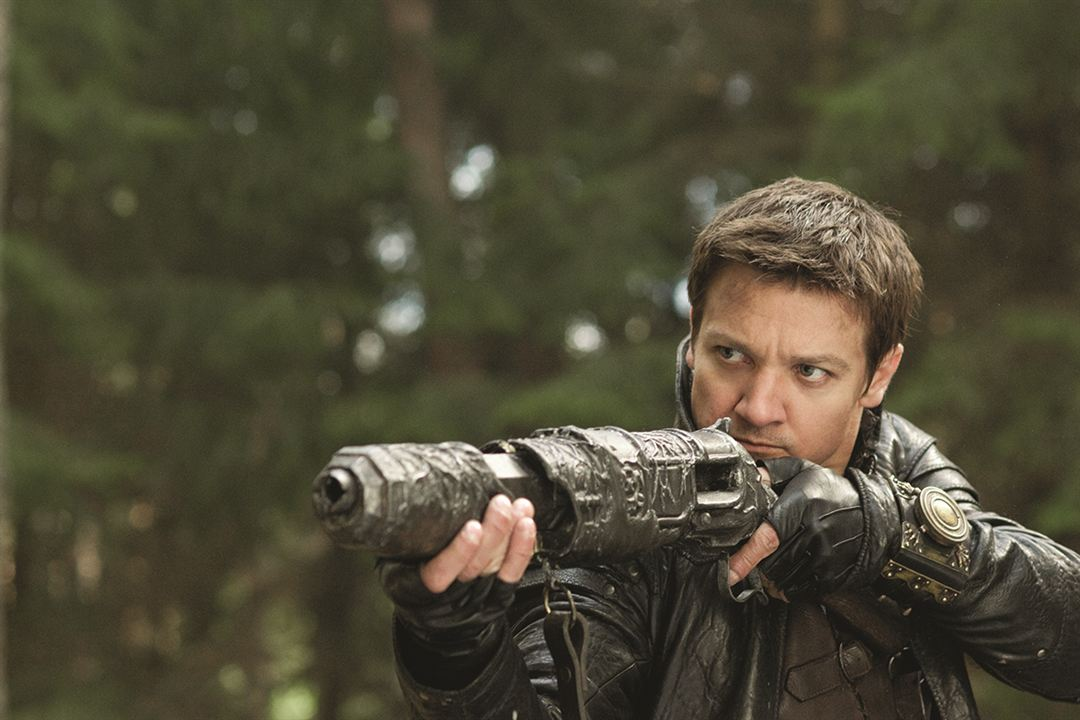 Hansel & Gretel : Witch Hunters : Photo Jeremy Renner