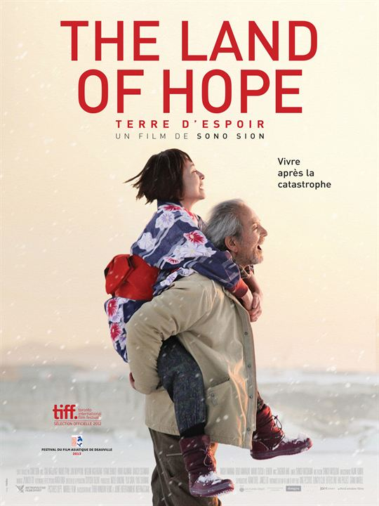 The Land of hope : Affiche
