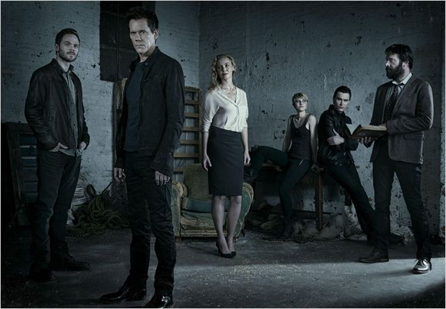 15- The Following