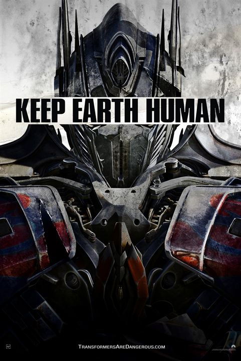 Transformers : l'âge de l'extinction - Sortie le 16 juillet 2014