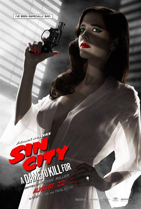 Sin City : j'ai tué pour elle - Sortie le 17 septembre 2014