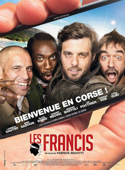Les Francis - Sortie le 23 juillet 2014