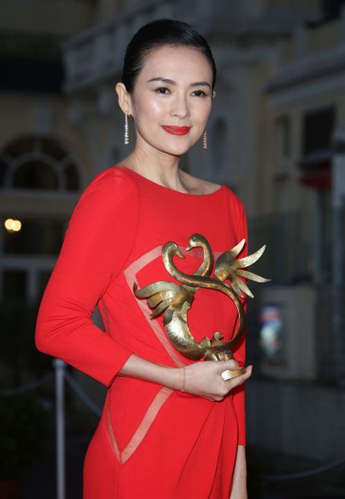 Zhang Ziyi (Coup de Coeur 2014)