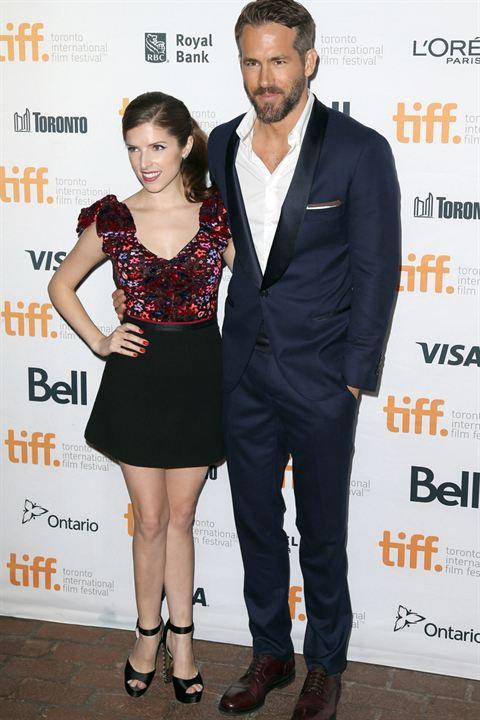 Ryan Reynolds et Anna Kendrick
