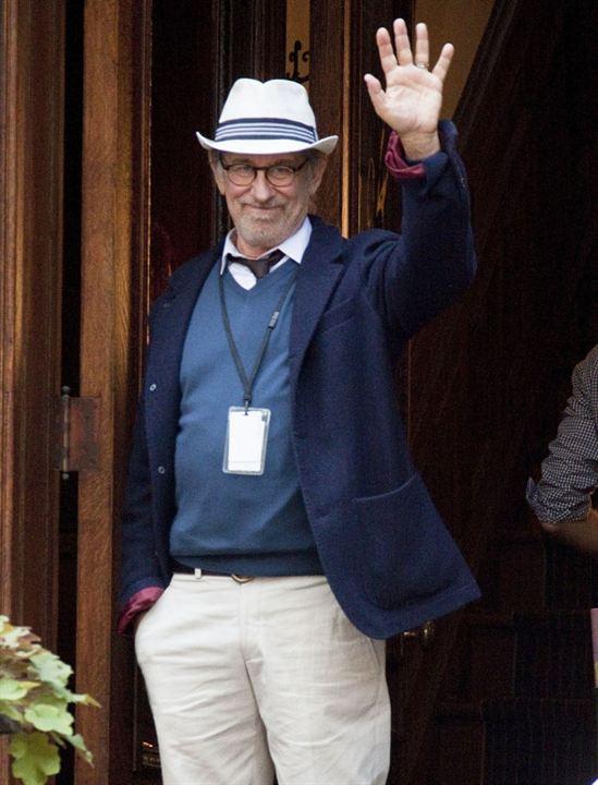 Steven Spielberg est dans la place