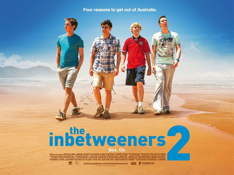 THE INBETWEENERS 2: Plus gros succès du cinéma anglais en 2014