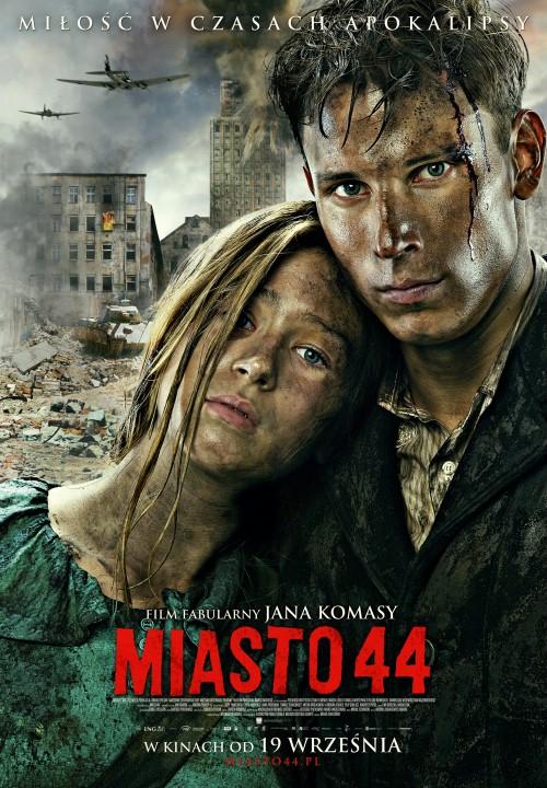 MIASTO 44: Plus gros succès du cinéma polonais en 2014