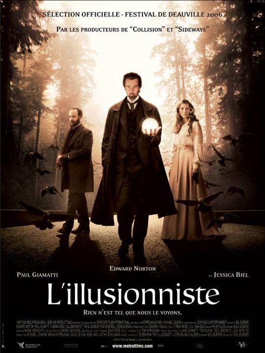 L'Illusionniste (2007)