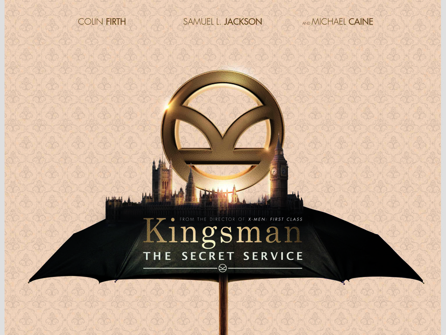 God save the Kingsman