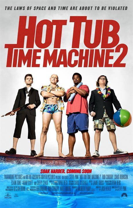 Hot Tub Time Machine 2 - Prochainement