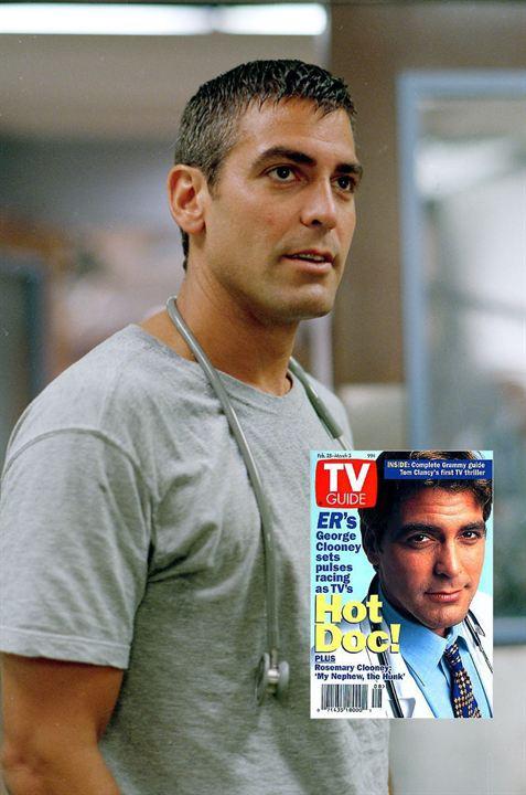 George Clooney est devenu le docteur le plus sexy...
