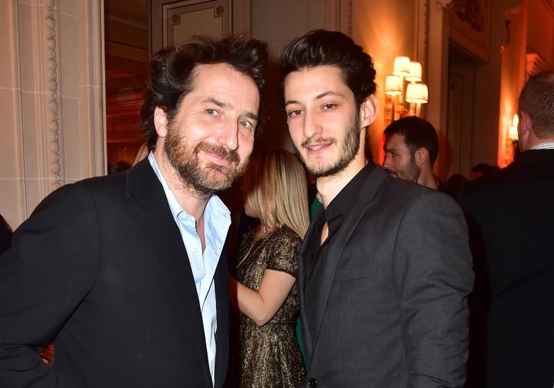 Edouard Baer et Pierre Niney