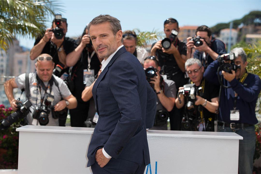 Lambert Wilson à Cannes, 14 mai 2014