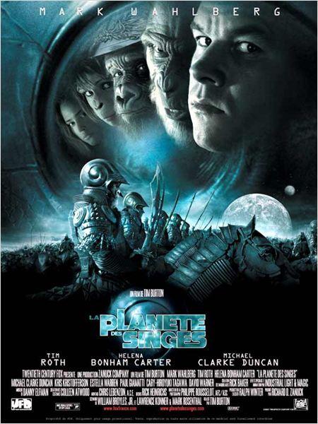 17- La Planète des Singes (2001)