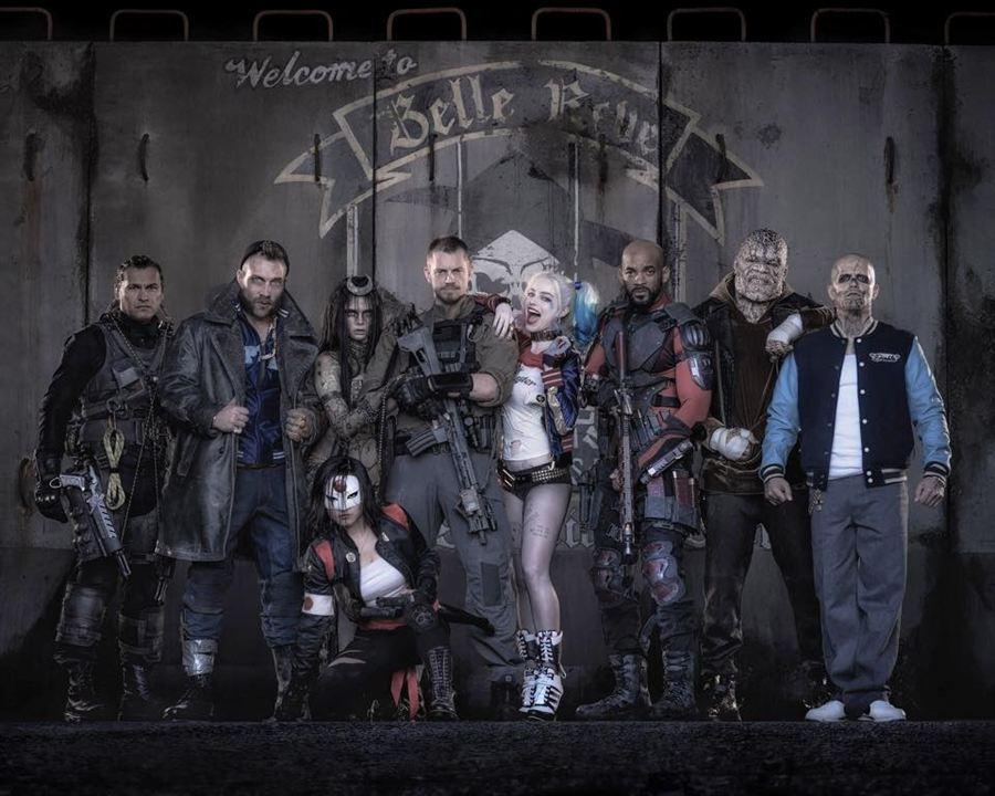 Suicide Squad - Sortie le 17 août 2016