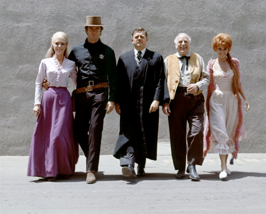 """La bande de """"Pendez-les haut et court"""" (1968)"""