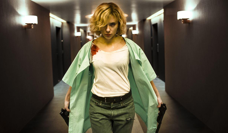 """Lucy 2"" avec Scarlett Johansson"