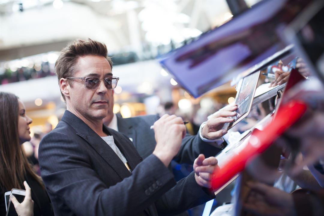 1 - Robert Downey Junior