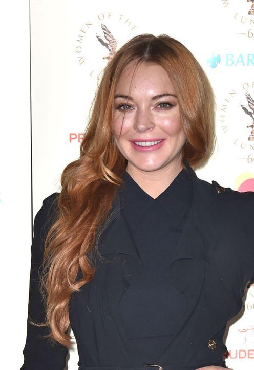 Lindsay Lohan devient...