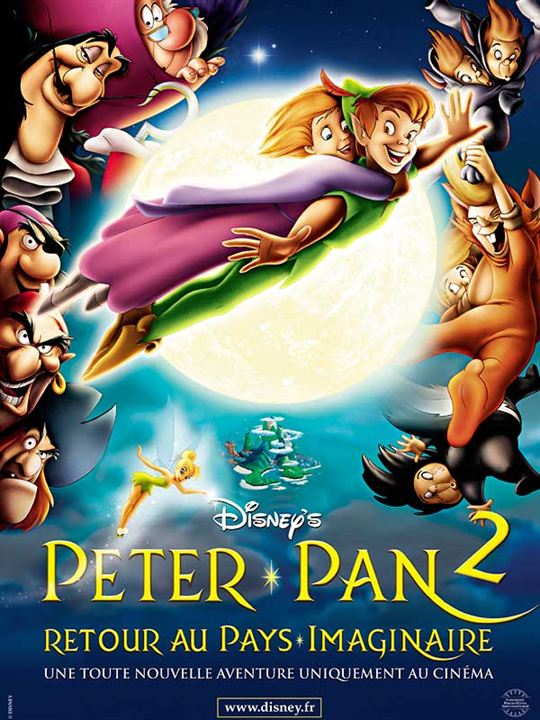 Peter Pan 2 : Retour au Pays Imaginaire (2002)