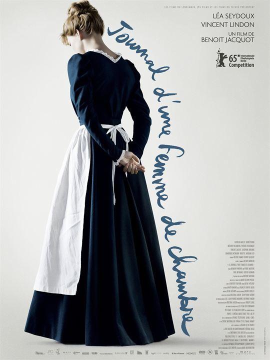 Journal d'une Femme de Chambre - 3 nominations