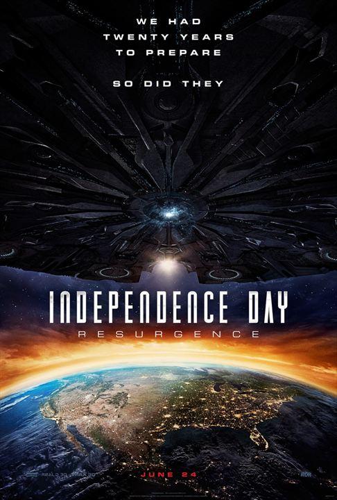 Independence Day : Resurgence - Sortie le 27 juillet 2016