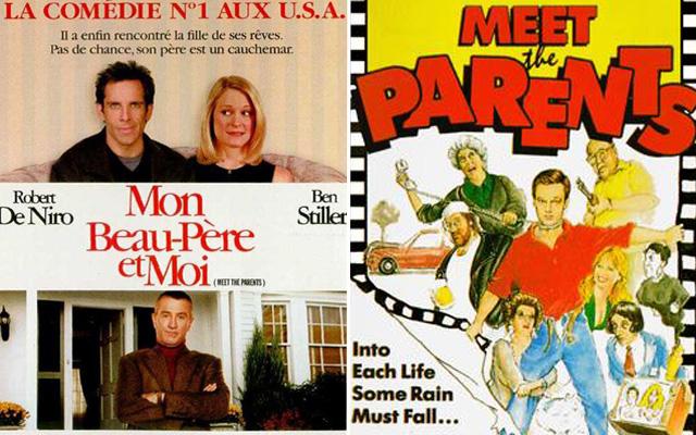 """""""Mon beau-père et moi"""" est le remake de... """"Meet the Parents"""""""