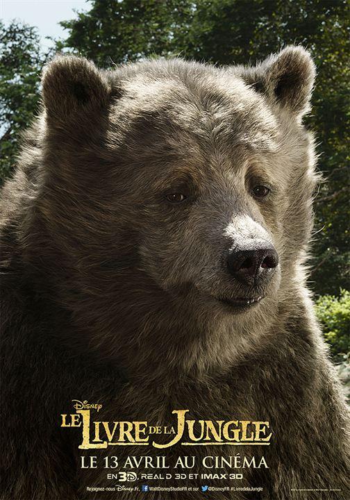 Le Livre De La Jungle Mowgli Baloo Bagheera Ils Ont