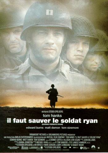 Numéro 10 : Il faut sauver le soldat Ryan - 481,8 millions de dollars de recettes dans le monde