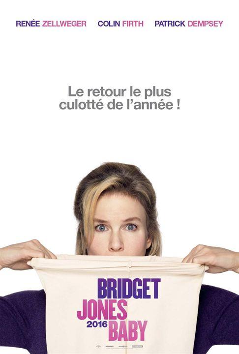 Bridget Jones Baby - Sortie le 5 octobre 2016