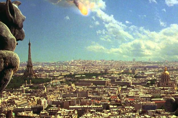 """""""Armageddon"""" de Michael Bay"""