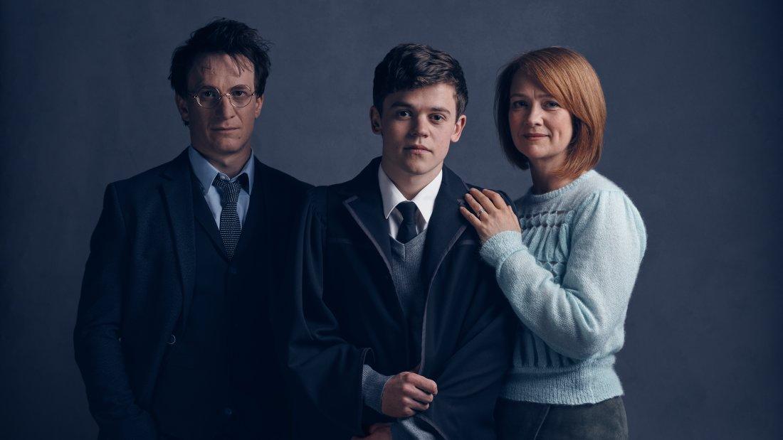 Harry Potter and the Cursed Child : les personnages se dévoilent