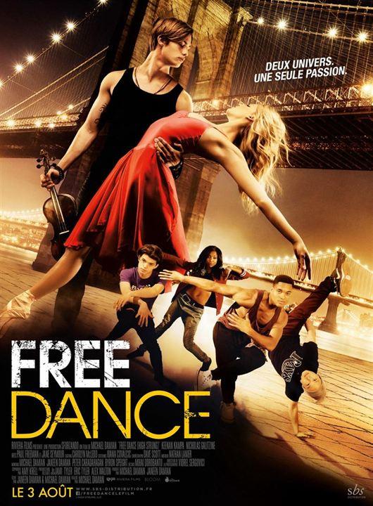Free Dance - Sortie le 3 août 2016