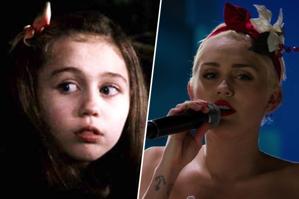 Miley Cyrus, 23 ans
