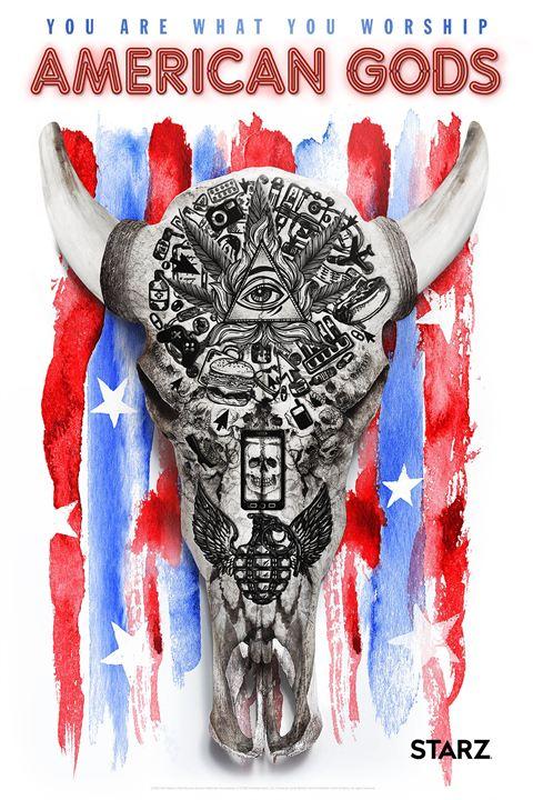 American Gods dévoile ses dieux en images