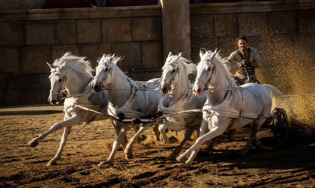 Ben-Hur : la course de chars