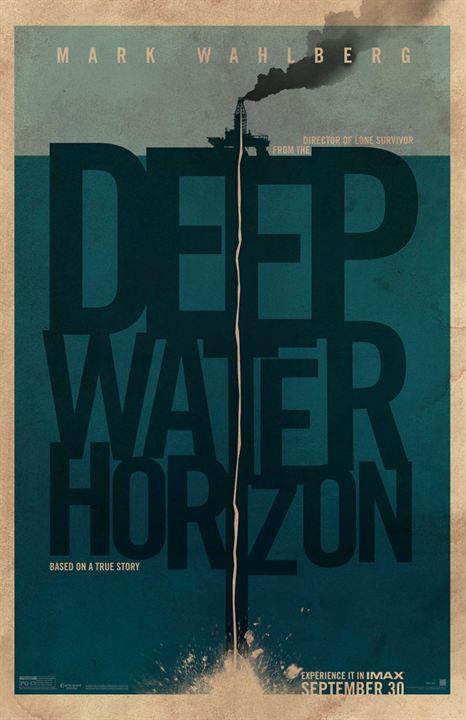 Deepwater - Sortie le 12 octobre 2016