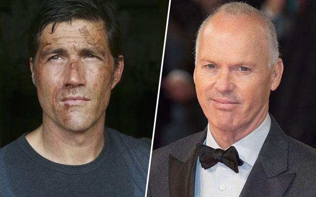 Jack Shephard a failli être incarné par... Michael Keaton