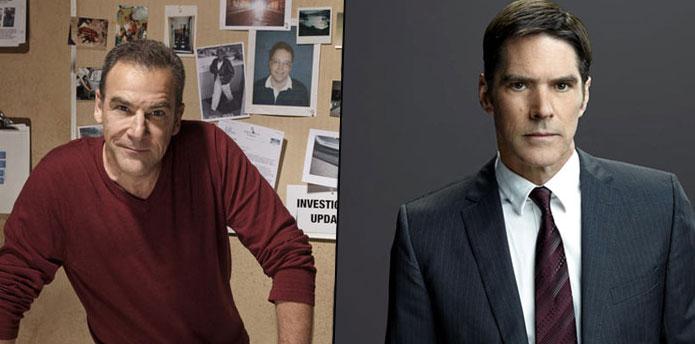"""""""Esprits Criminels"""" sans... Gideon et Hotch"""
