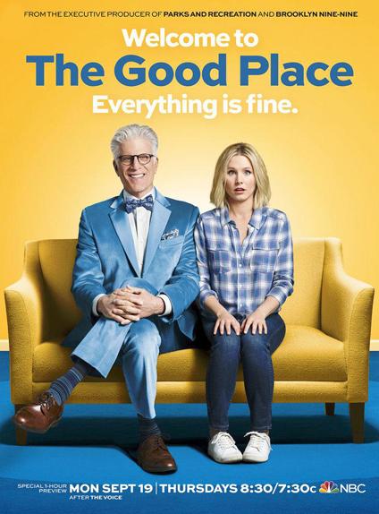 THE GOOD PLACE - 5 janvier