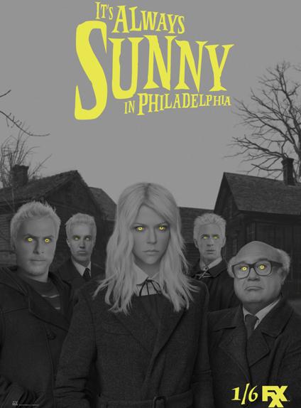 IT'S ALWAYS SUNNY IN PHILADELPHIA - 4 janvier